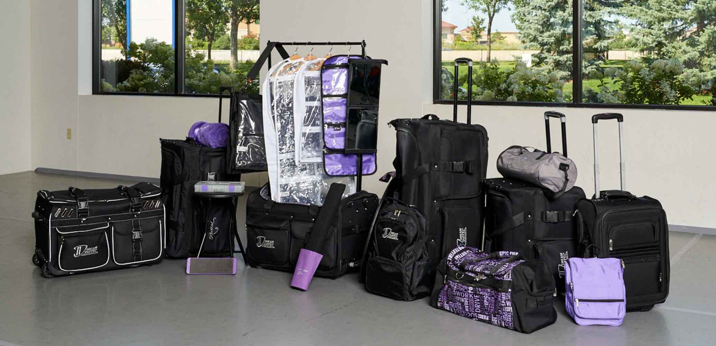 Dance Bags And Accessories When On Your