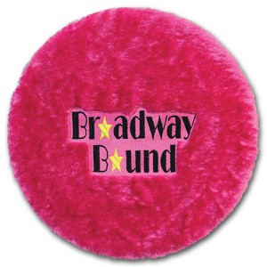Folding Stool Cover Broadway Bound Dream Duffel