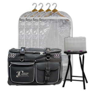 Silver Edition Dream Duffel 174 Deluxe Package Medium