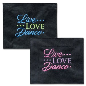 patch live love dance new dream duffel
