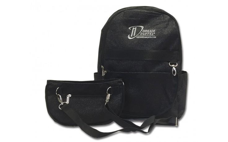 Backpack - Black Sparkle