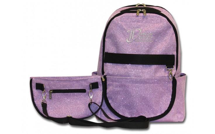 Backpack - Purple Sparkle