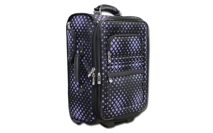 Limited Edition Dream Duffel Purple Illusion Carry On
