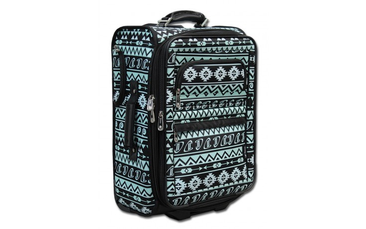Limited Edition Dream Duffel Mint Southwestern Carry On