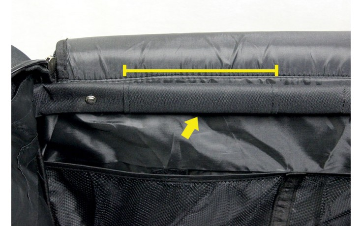 Replacement Part Center Support Wrap Dream Duffel