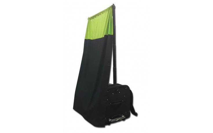 Privacy Curtain - Lime Green