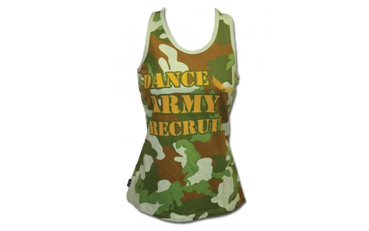 Tank Top - Dance Army