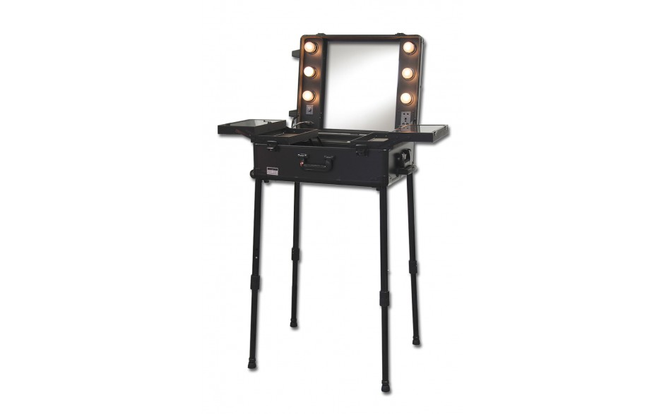 Pro Lighted Mirror Makeup Stand Dream Duffel