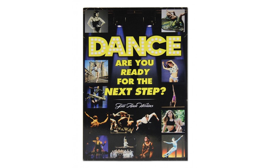Dance Are You Ready For The Next Step Dream Duffel