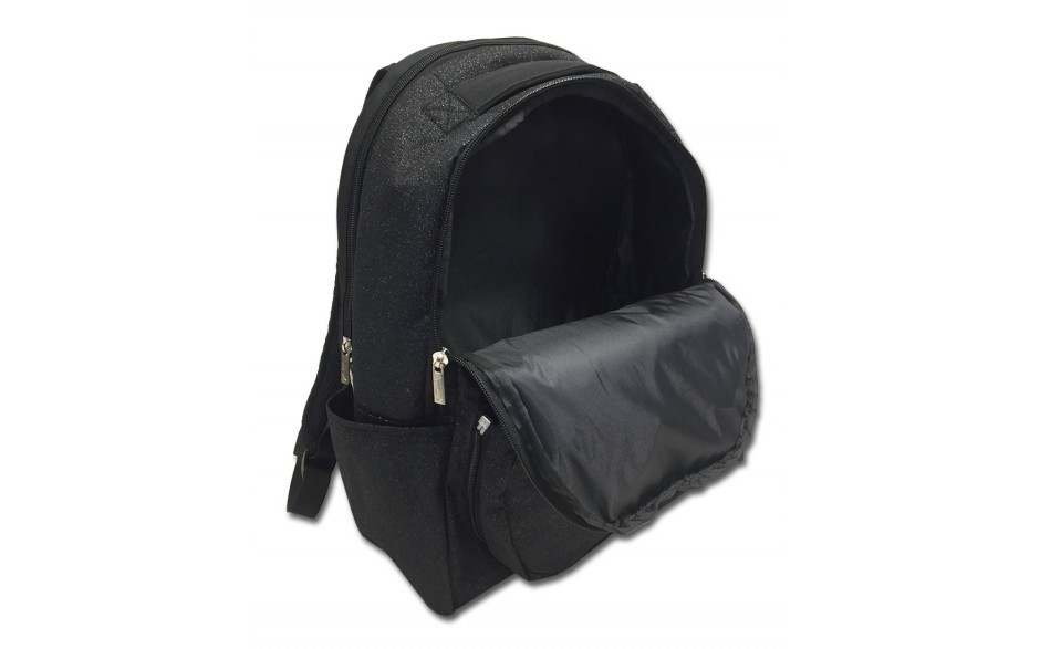 Backpack Black Sparkle Dream Duffel
