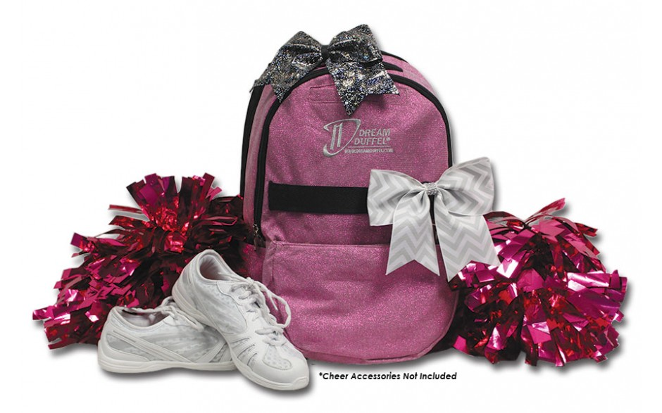 Backpack Pink Sparkle Dream Duffel