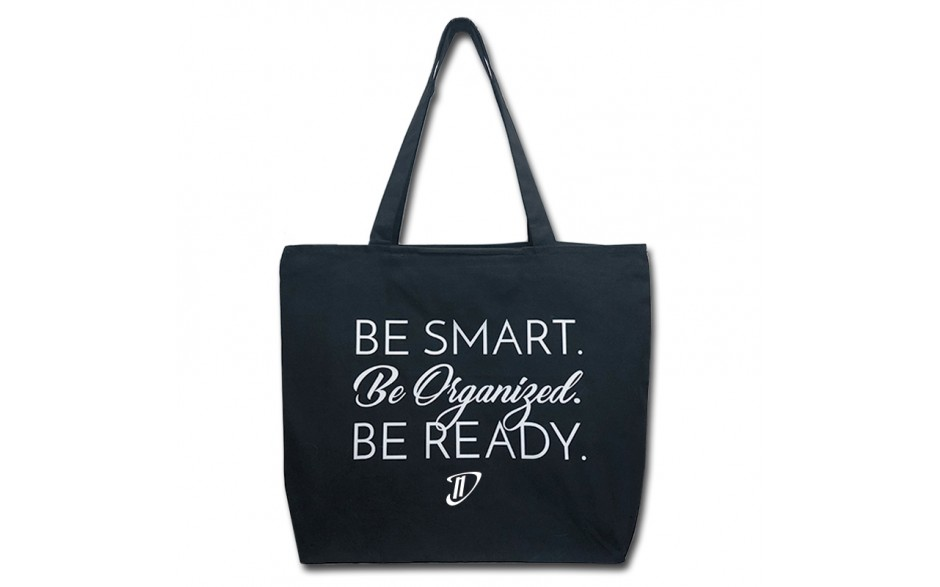 Competition Tote Bag - Be Smart