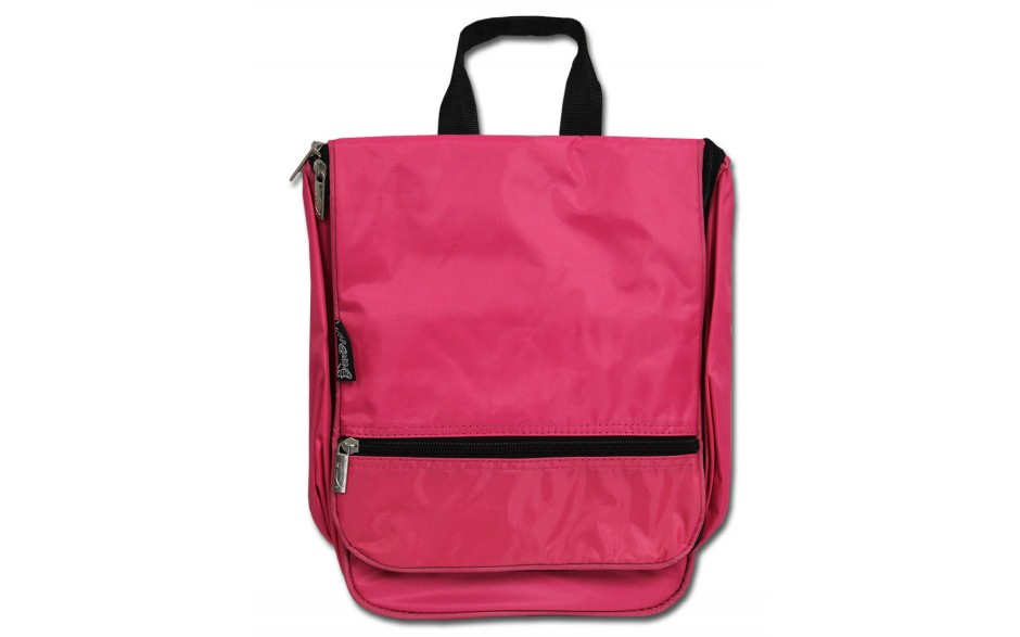 Hanging Cosmetic Case - Pink