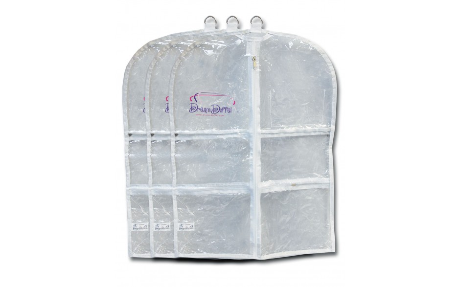 Short Garment Bag 3 Pack
