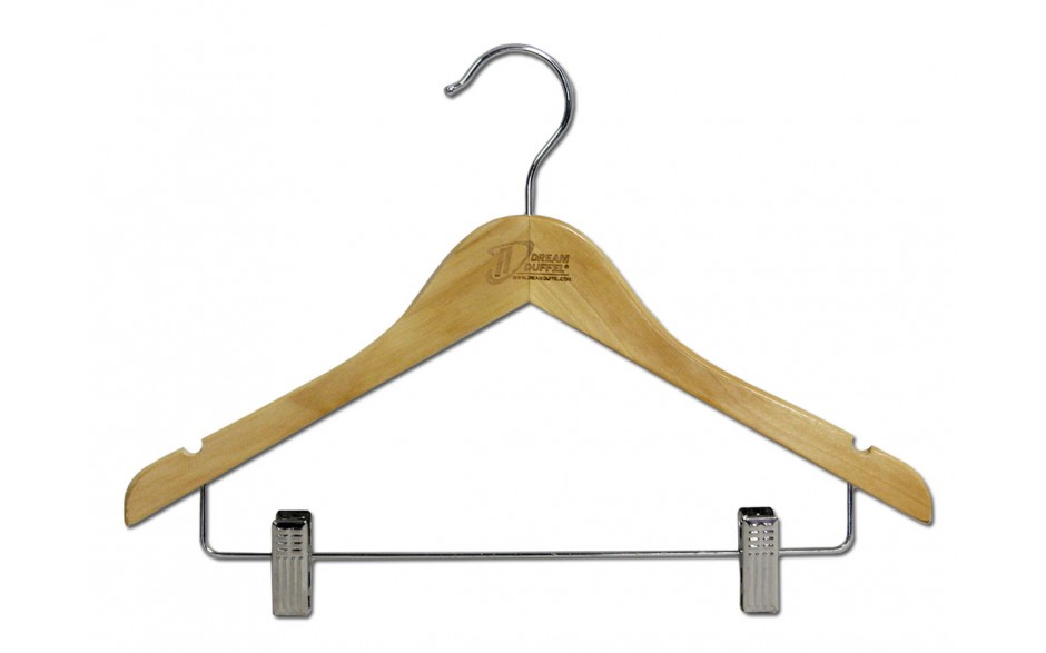 """15"""" Wooden Hanger - Individual"""