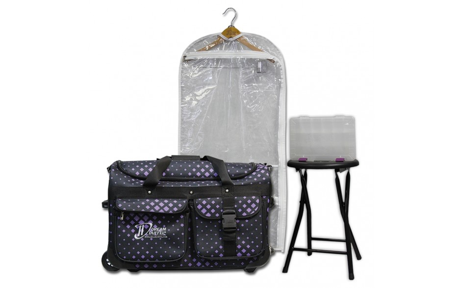 Limited Edition - Medium - Purple Illusion - Complete Package