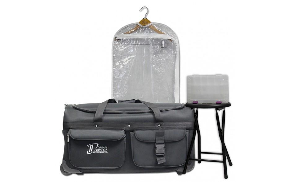 Black Dream Duffel® - Complete Package - Large