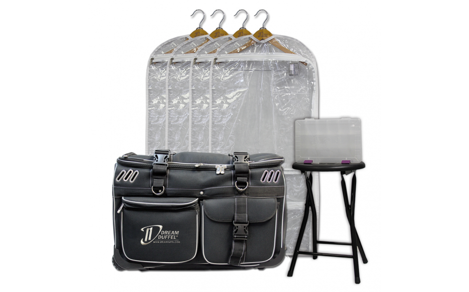 Silver Edition Dream Duffel® - DELUXE Package - Medium