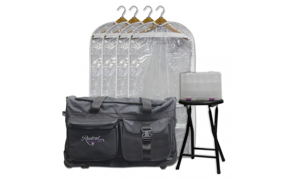 The Recital - Collapsible Duffel - Deluxe Package