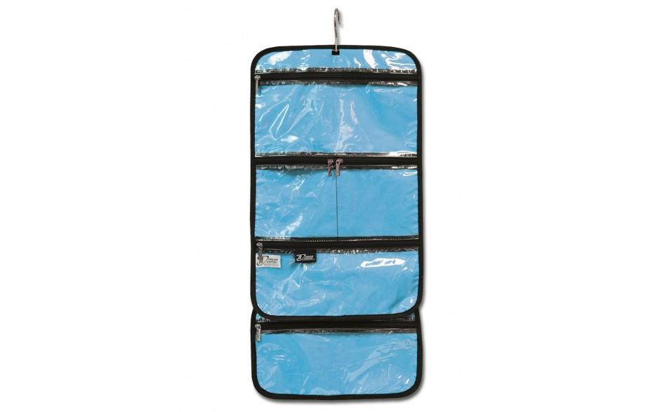 Hanging Accessory Roll - Blue