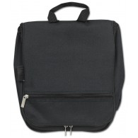 Hanging Cosmetic Case - Black