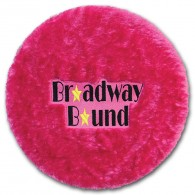 Folding Stool Cover - Broadway Bound