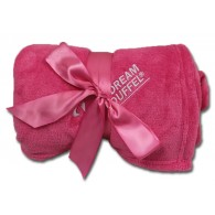 Luxury Plush Competition Blanket - Pink