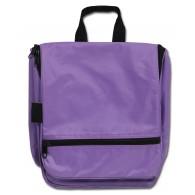 Hanging Cosmetic Case - Purple