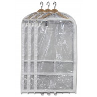 Gusseted Garment Bag - 3-Pack - NEW DESIGN!