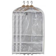 Gusseted Garment Bag - 3-Pack - NEW DESIGN!