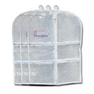 Short Garment Bag - 3-Pack