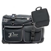 Silver Edition Dream Duffel® with Black Cosmetic Case - Medium