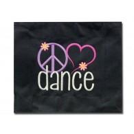Patch - Peace Love Dance - NEW!