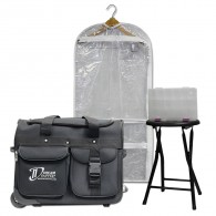 Folding Stool Black Dream Duffel