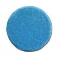 Folding Stool Cover - Blue