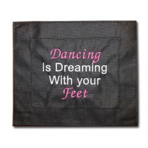 Patch-Dancing is Dream With Your Feet