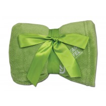 Luxury Plush Competition Blanket - Lime Green