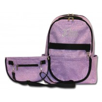 Backpack - Purple Sparkle