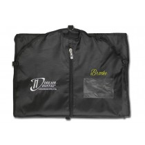 Omnia Garment Bag w/ Hanger - Long with Personalization