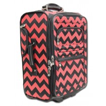 Limited Edition Dream Duffel® - Red Chevron - Carry-On