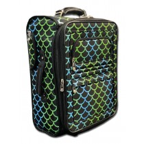 Limited Edition Dream Duffel® - Carry-On - Blue/Green Mermaid