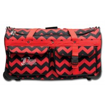 Limited Edition Dream Duffel® - Red Chevron - Large