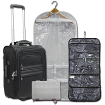 Black Dream Duffel® - Complete Package - Carry-On
