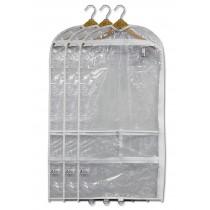 Regular Garment Bag 3 Pack New Design