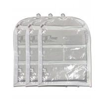 Short Gusseted Garment Bag - 3-Pack - NEW DESIGN