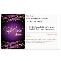 Dream Duffel Gift Card