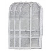 Gusseted Garment Bag - 3-Pack