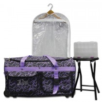 Limited Edition - Large - Purple Hearts - Complete Package
