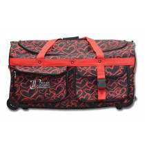 Limited Edition Dream Duffel® - Red Hearts - Large