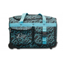 Limited Edition-Bubbles-Teal-Medium
